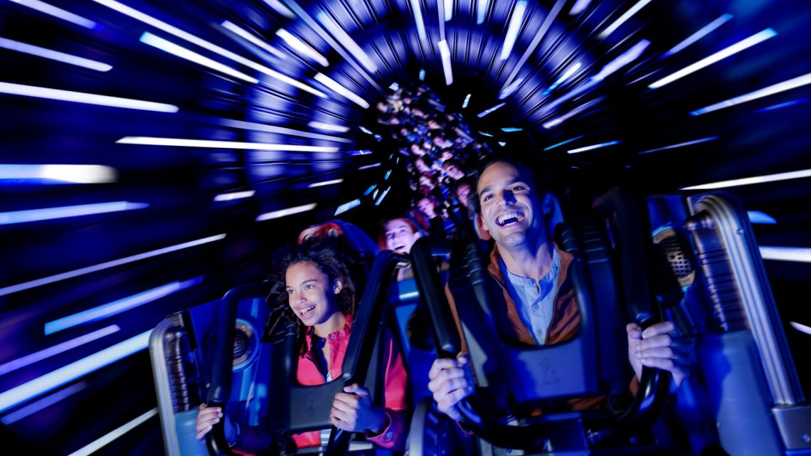 Top 5 attractions for all thrill seekers at Disneyland Paris