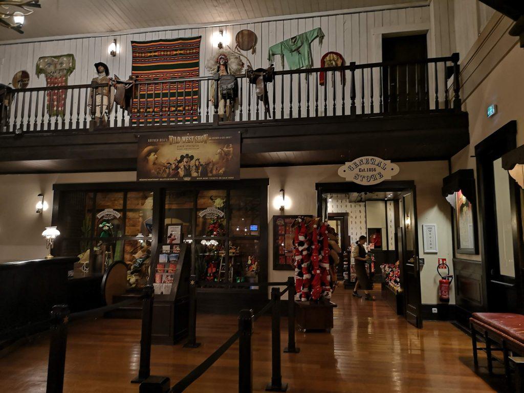 Disney's Hotel Cheyenne General Store